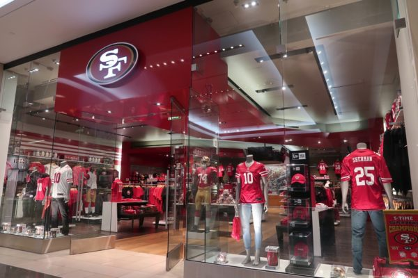 49ers store