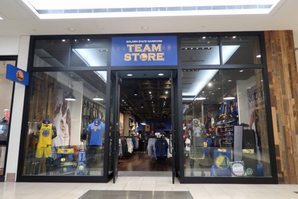 golden state warrior store