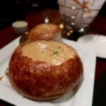 clam chowder boudin