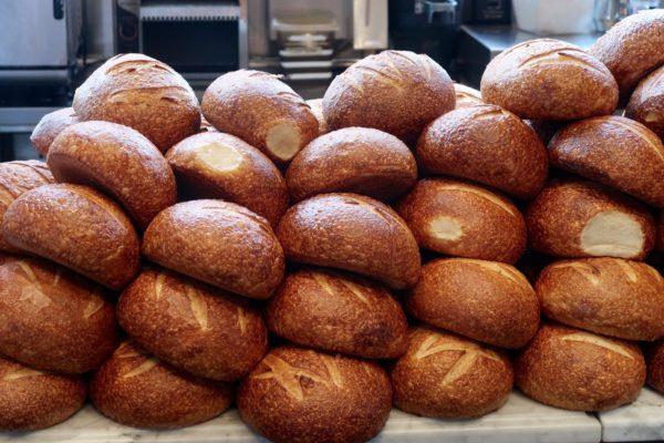 pain au levain Boudin