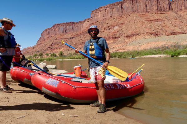 tenue rafting