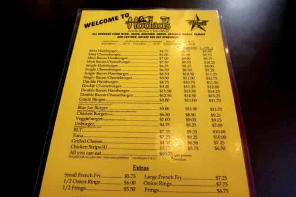 note restaurant
