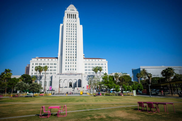 los angeles en français visite guidée