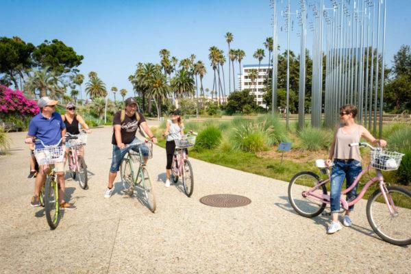 Santa Monica à vélo