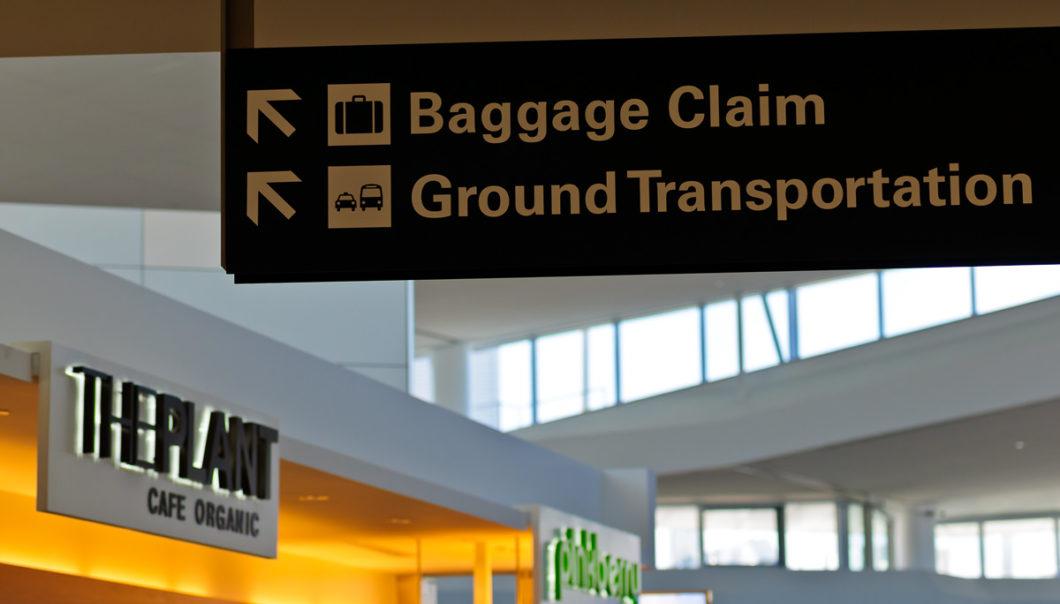 récupérer vos bagages