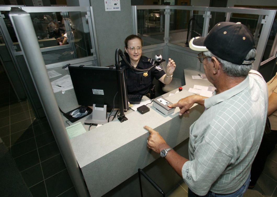 formalités d'arrivée à l'aéroport