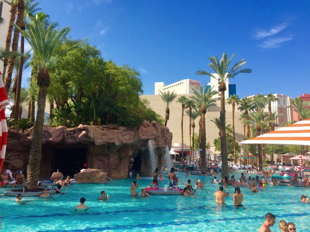 piscine Las Vegas
