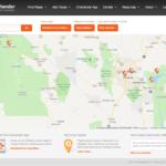 application camping-car