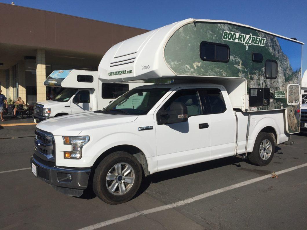 prise en charge camping-car