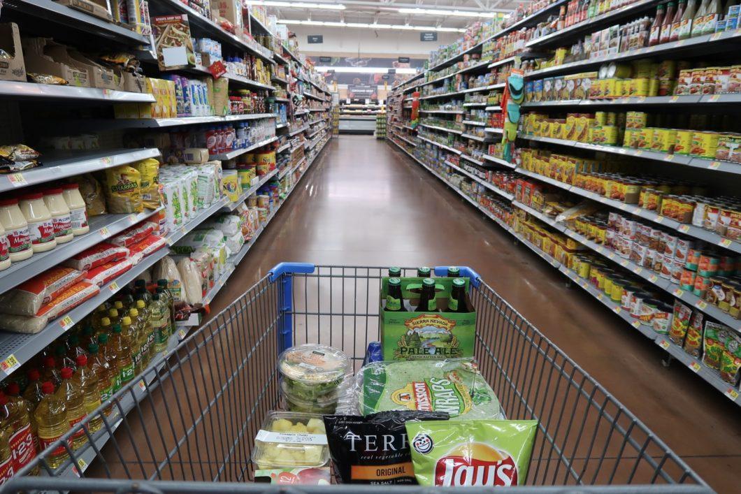 courses pour vos repas