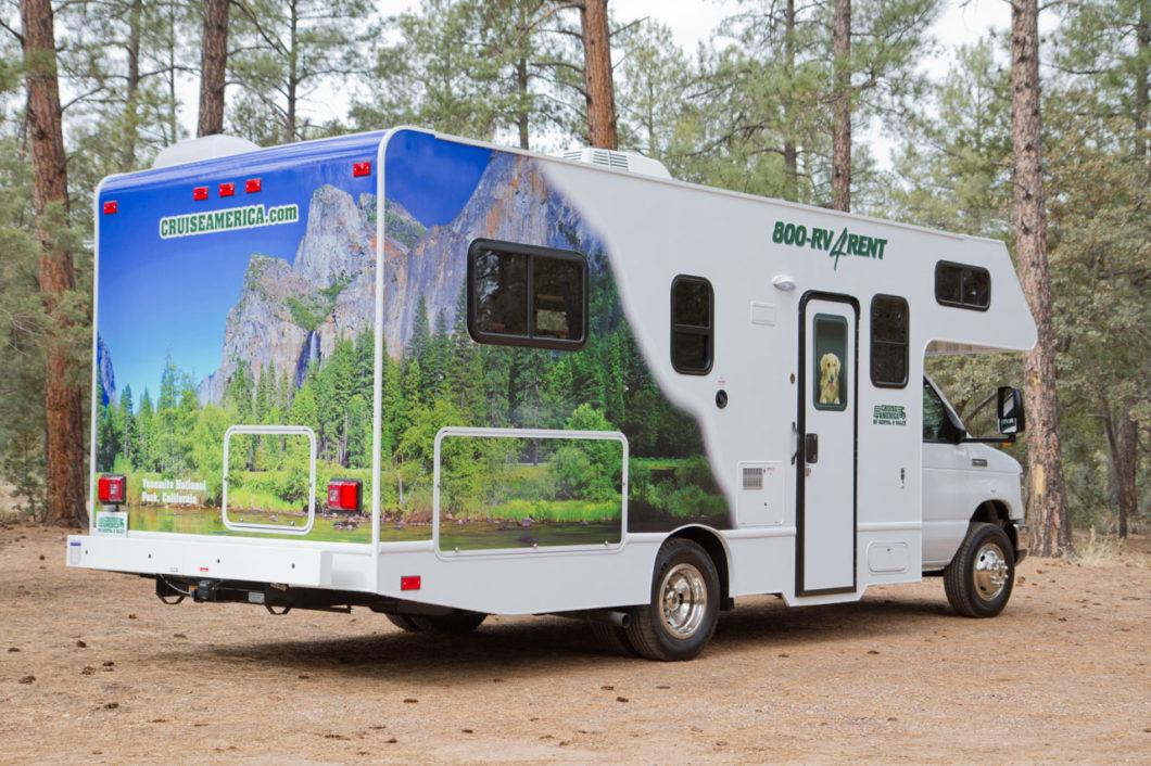 camping-car familial