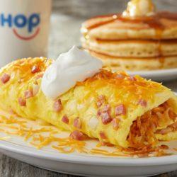 petit déjeuner IHOP
