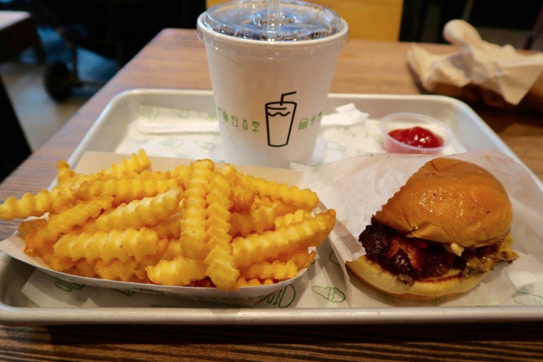 burger Shake Shack