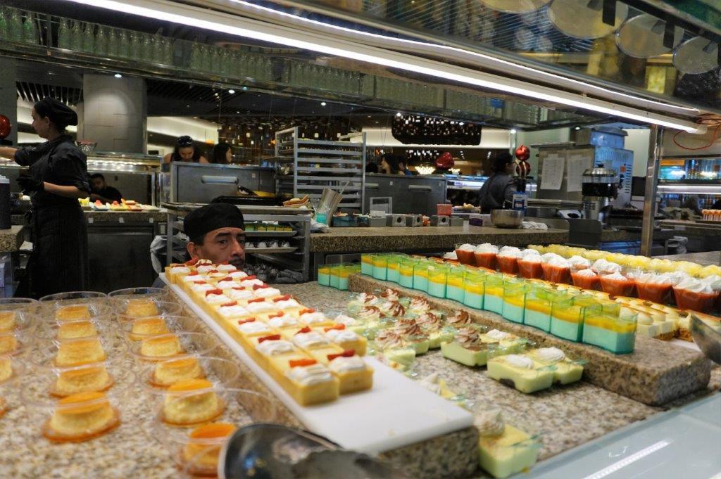buffet bacchanal