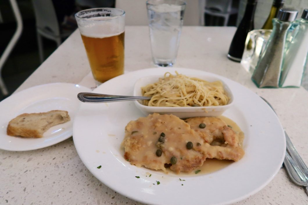 plat Lulu restaurant