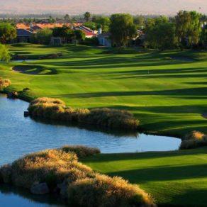 terrains de golf palm springs