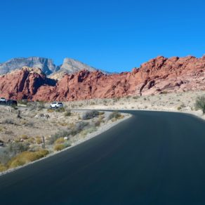 Scenic Road Red Rock Canyon