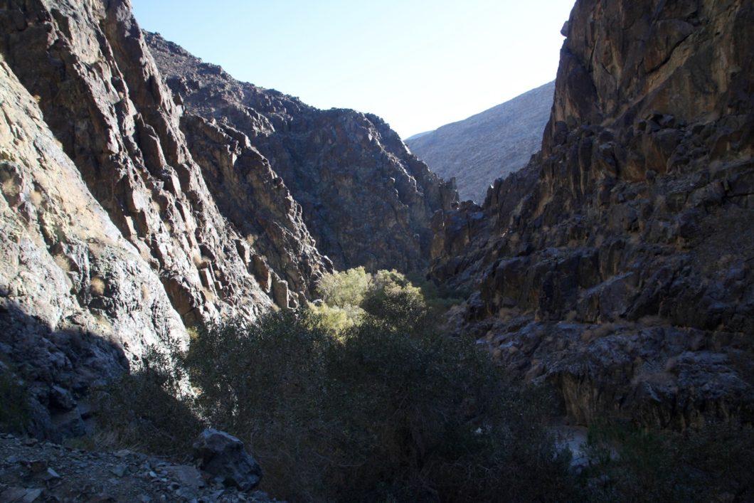 sentier Darwin Falls