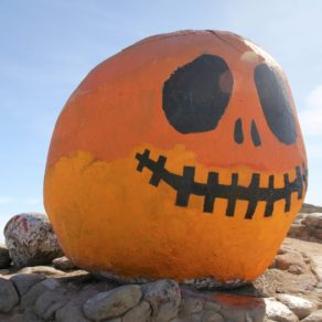 Pumpkin Rock