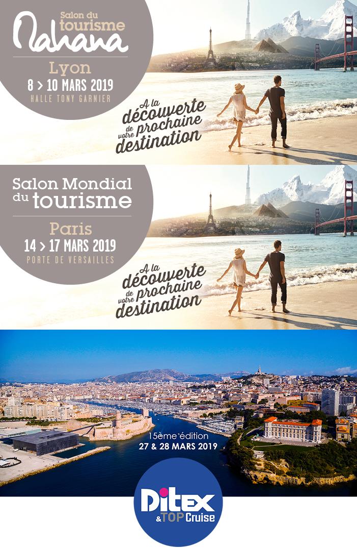 Salons tourisme