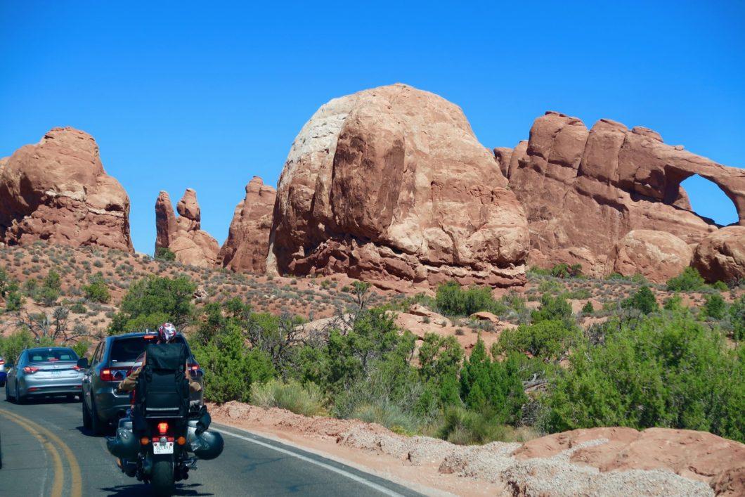 Rouler en moto