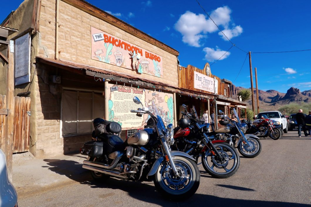 L'Ouest en moto