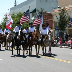 parade 4 Juillet