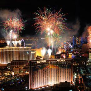 4 Juillet Las Vegas