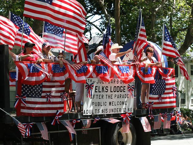 Parade Alameda 4 Juillet