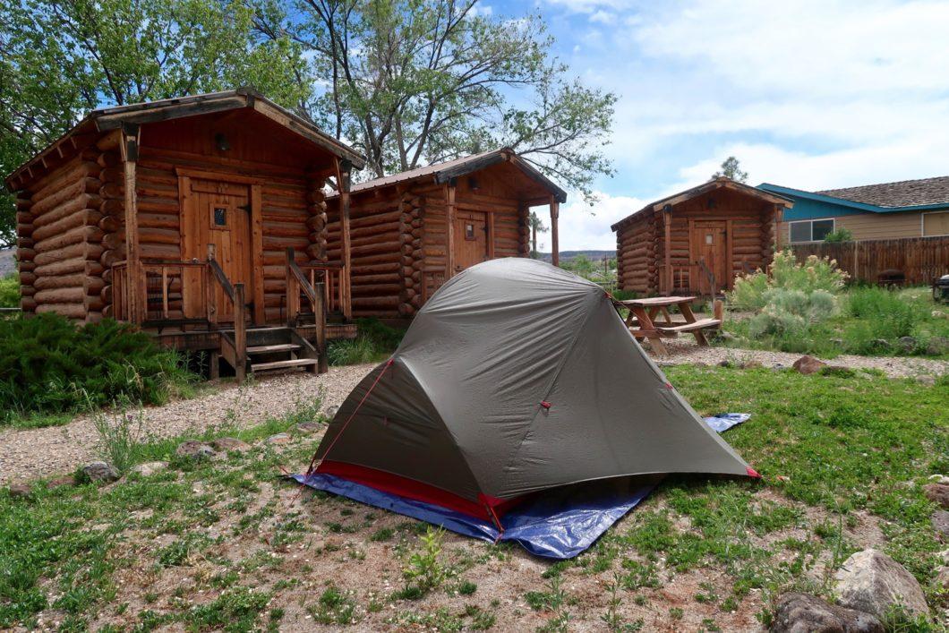 camping classique