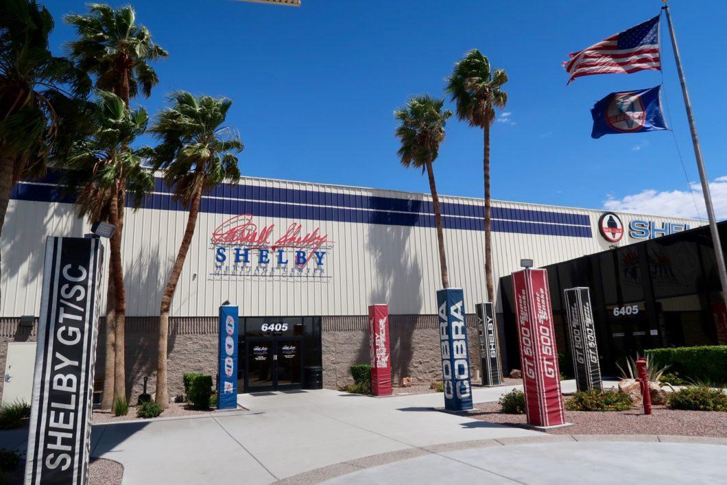 Carroll Shelby Muséum