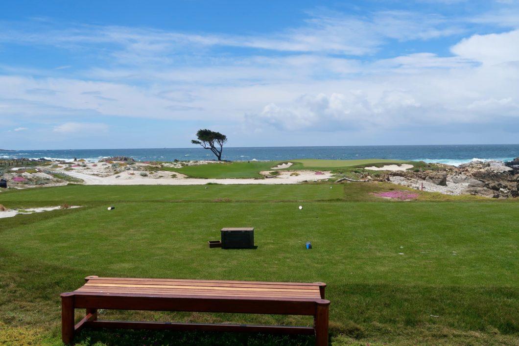 terrain de golf 17 Mile Drive