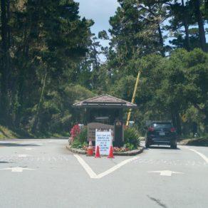 17 Mile Drive gate