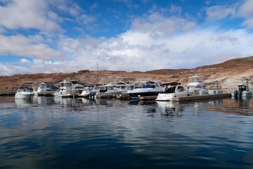 Marina Antelope Point