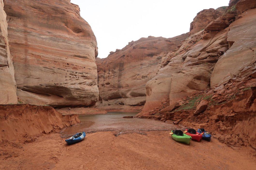 dépose kayak