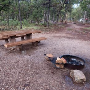 emplacement Mather Campground