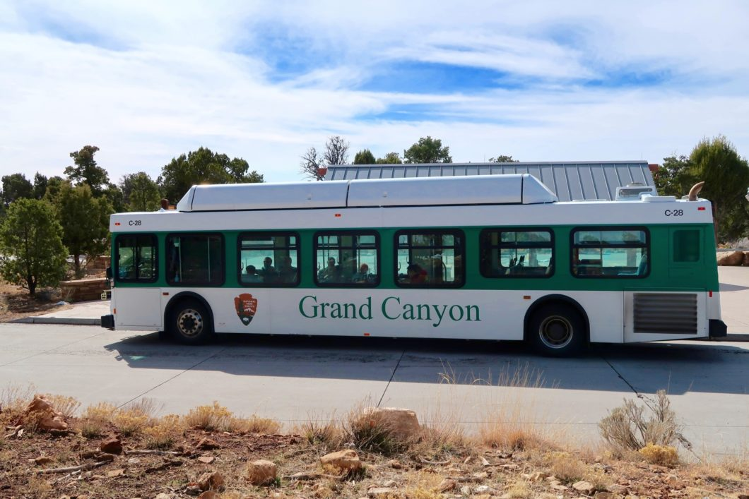 navette Grand Canyon