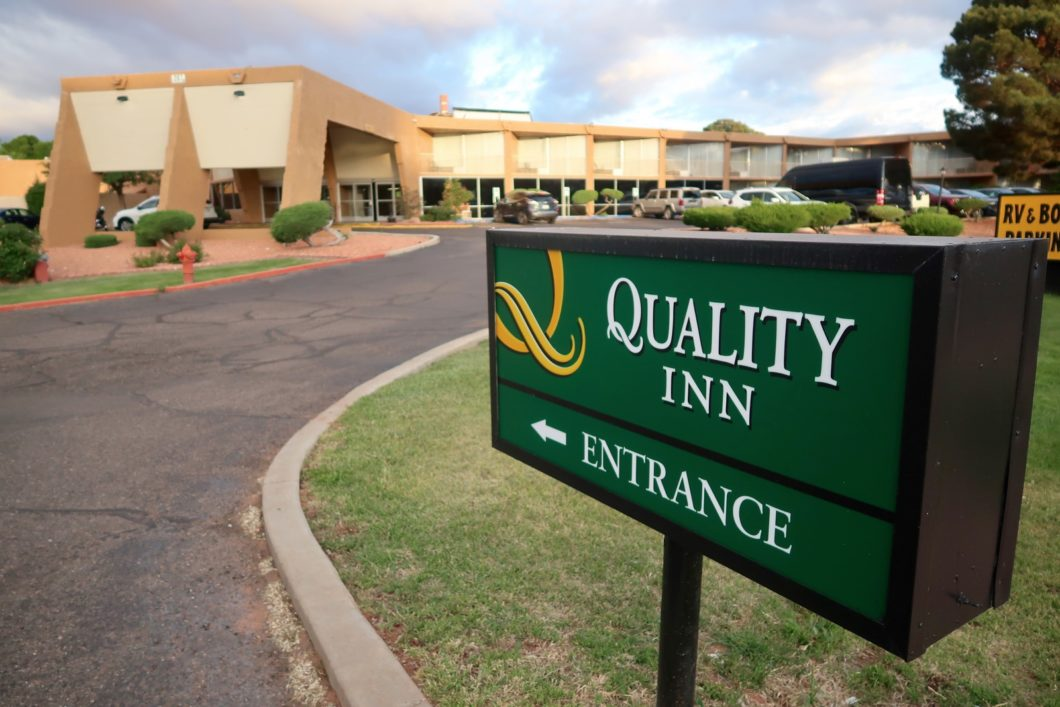 Quality Inn page