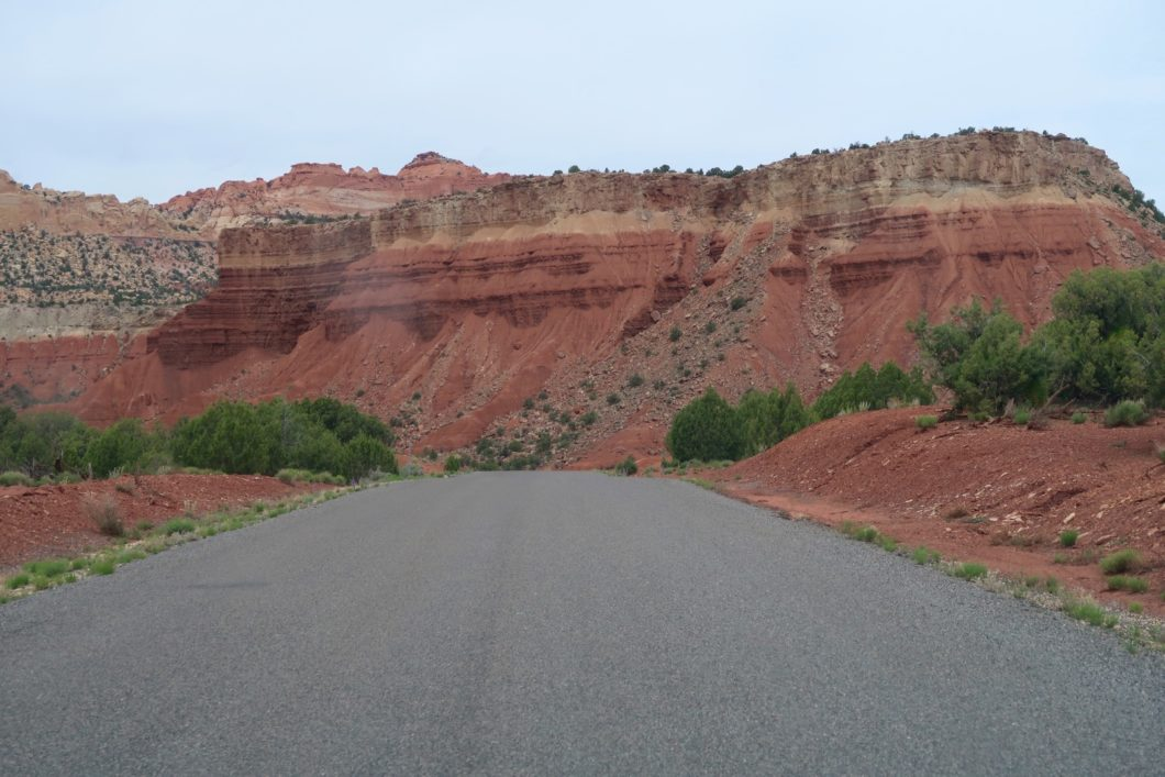 Burr Trail Road