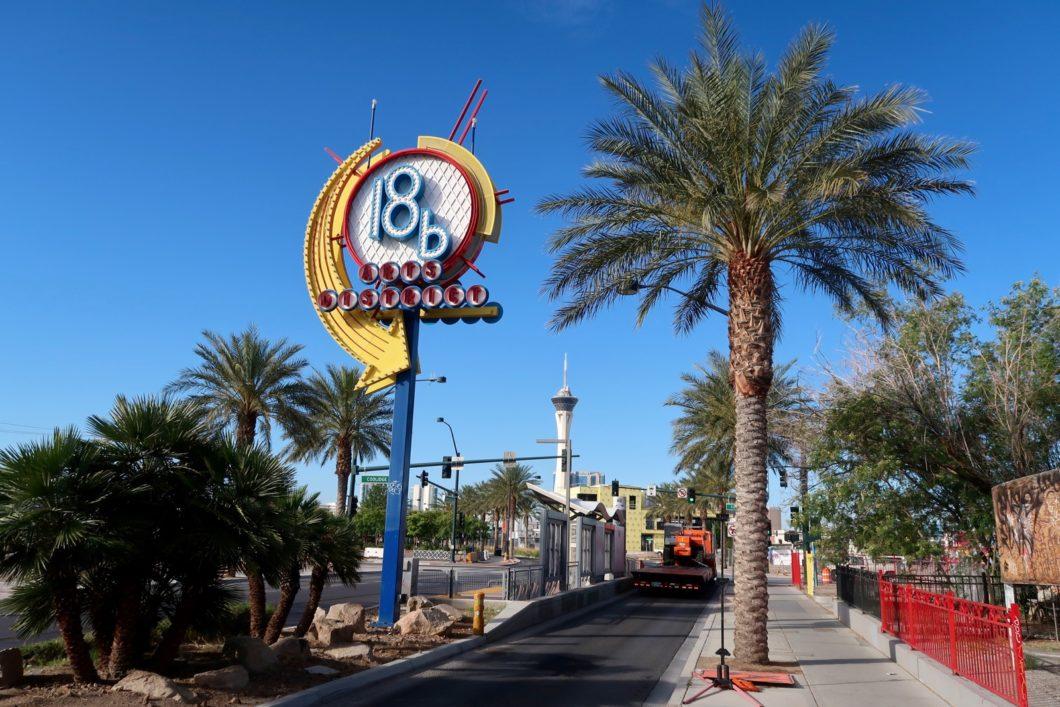 quartier 18B Las Vegas