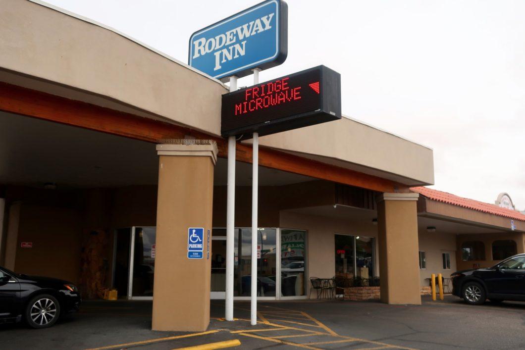 Rodeway Inn Page