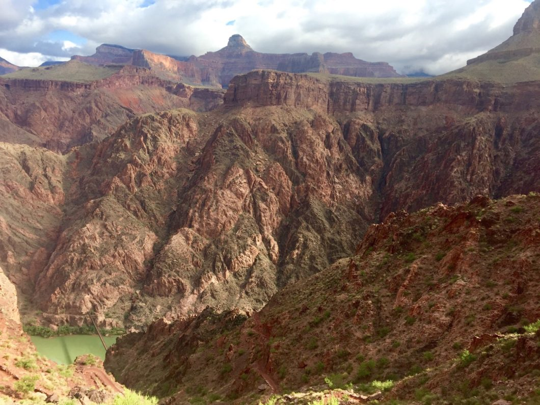 Descendre au fond du Grand Canyon
