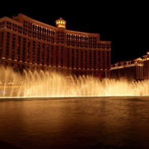 fontaines du Bellagio