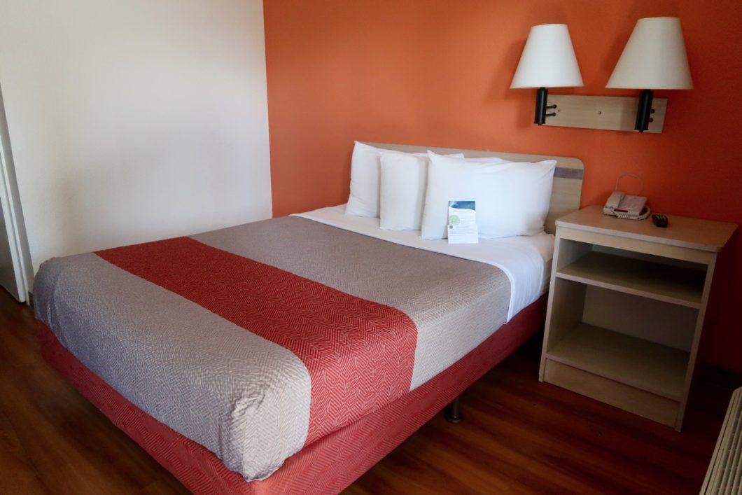 chambre Motel 6