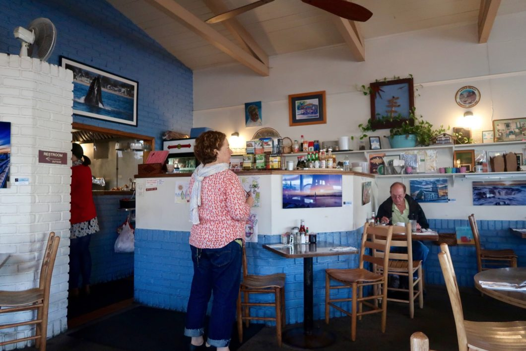 ambiance Seabreeze Café