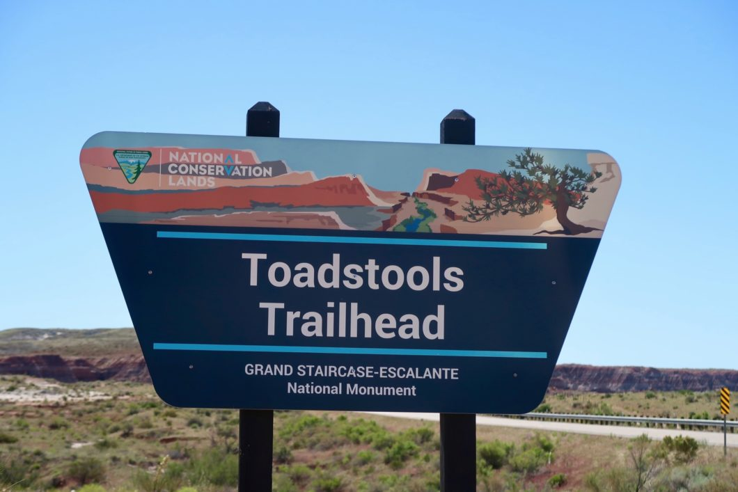 Toadstools Hoodoos