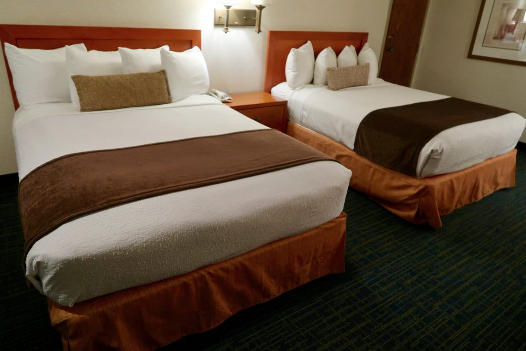 Chambre De Anza Inn