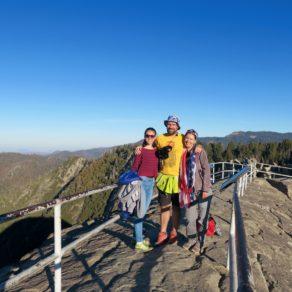 sommet Moro Rock