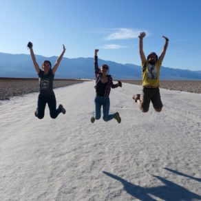 Road Trip familial - Death Valley