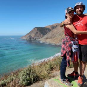 Road Trip familial - Big Sur